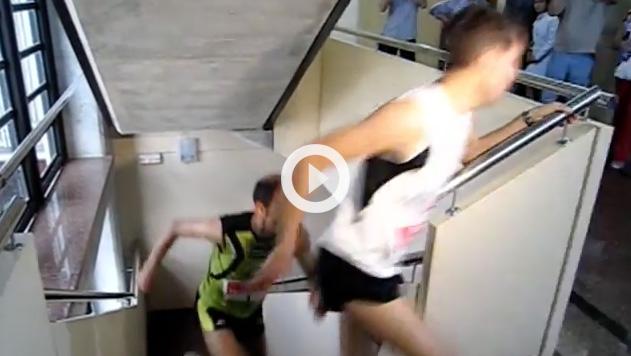 video de la subida en el 2011 al hotel bali