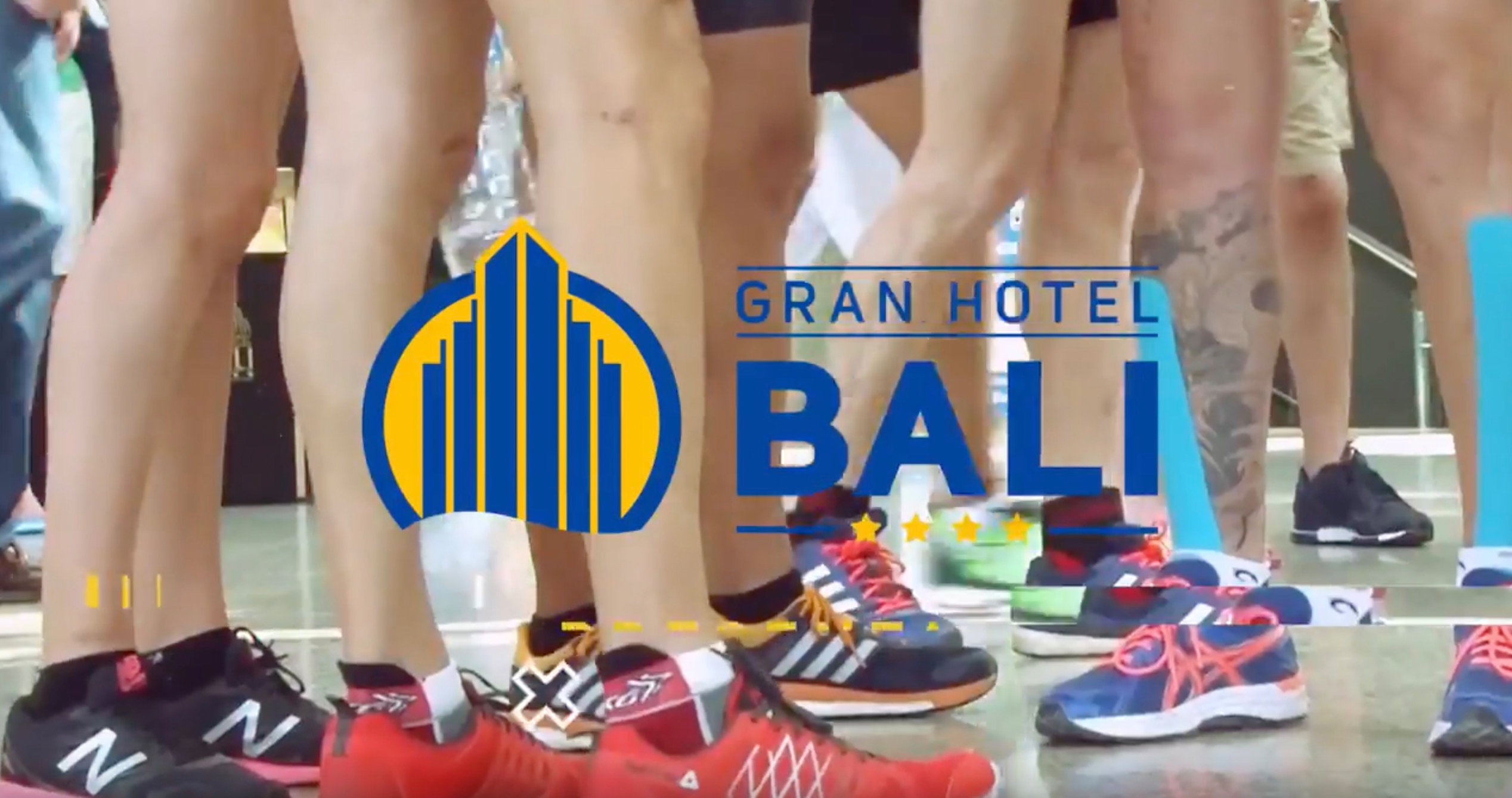 XV SUBIDA VERTICAL AL HOTEL BALI || PROMO 2018