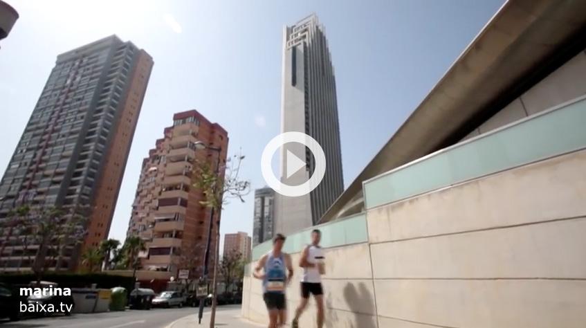 video de la subida en el 2014 al hotel bali